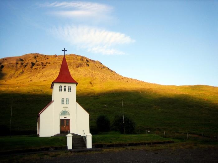 Icelandic_Lutheran_church